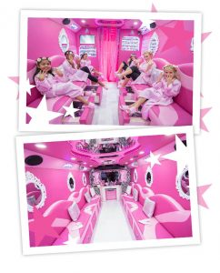 Spa Party for Girls The Woodlands Texas