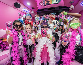 Book Your Rockstar Party Today