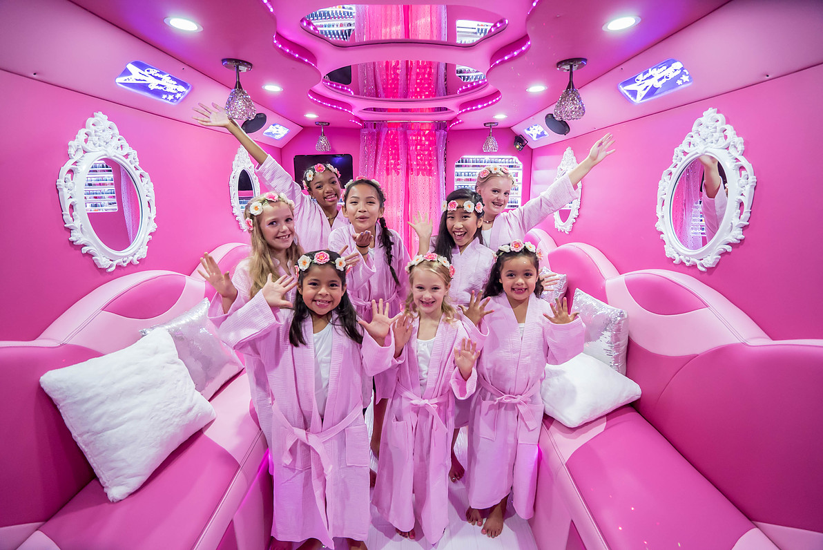Spa Party for Girls Midtown Texas